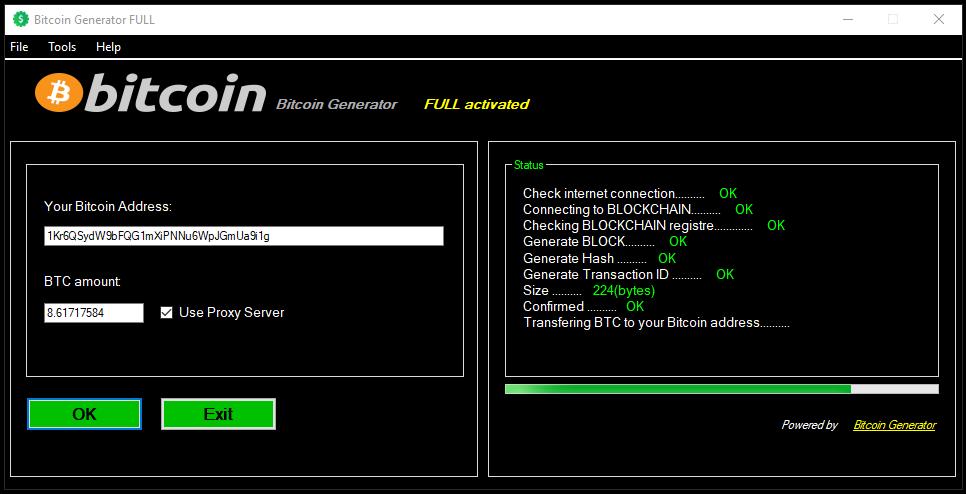bitcoin adder)